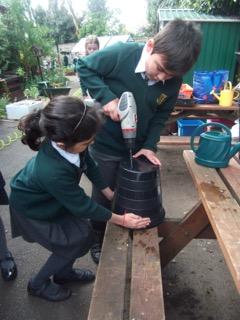Trent CE Primary School Eco Warriors