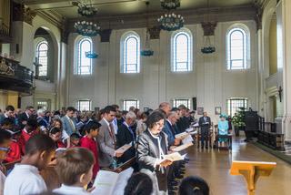 HRH at All Saints Church