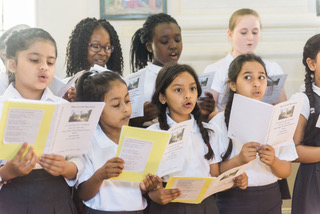 St Saviour's School Choir