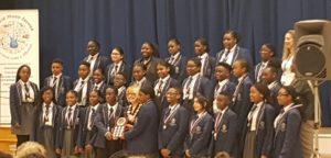 Bishop Stopford's Choir