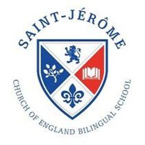 St Jerome School Logo