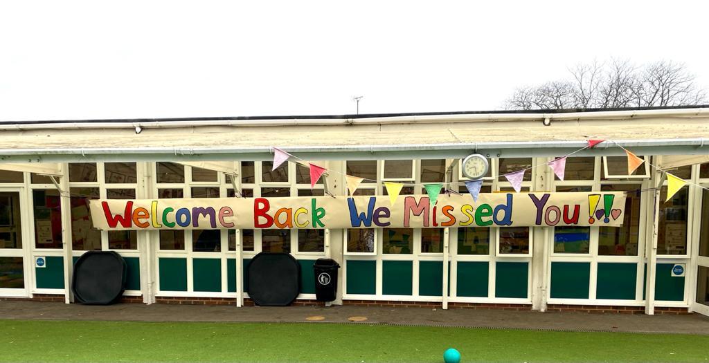 St Mary's CE Primary School, N8.
